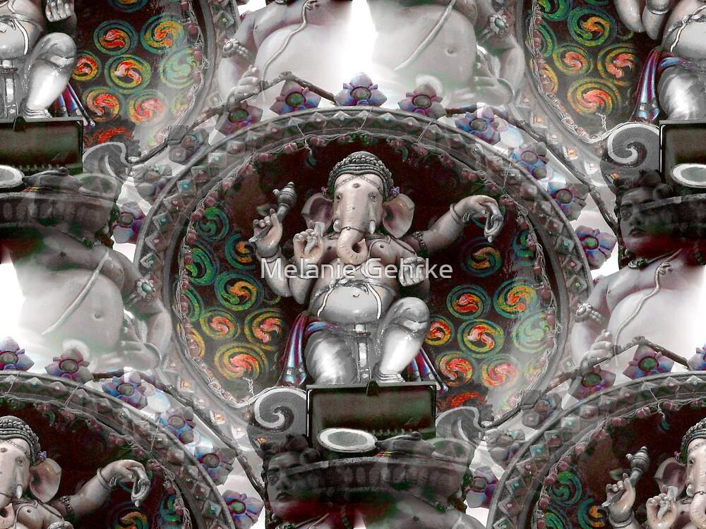 Ganesha by Melanie Gehrke
