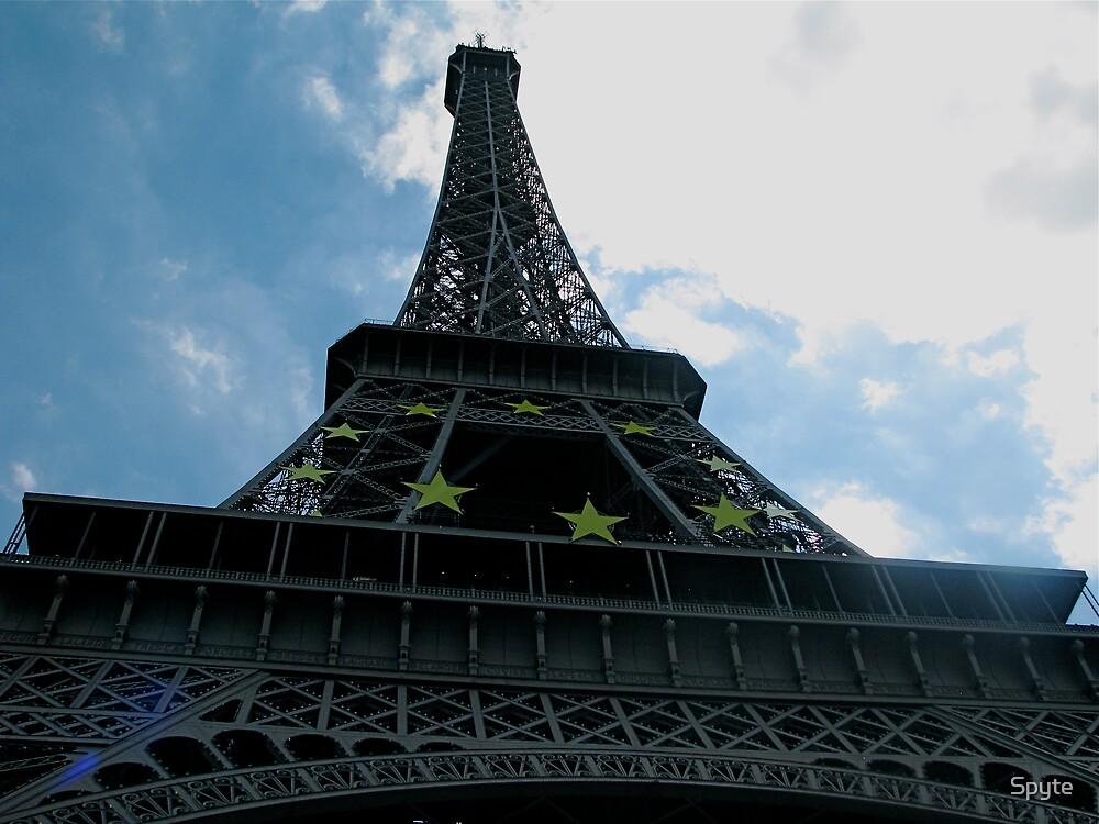 Eiffel  by Spyte