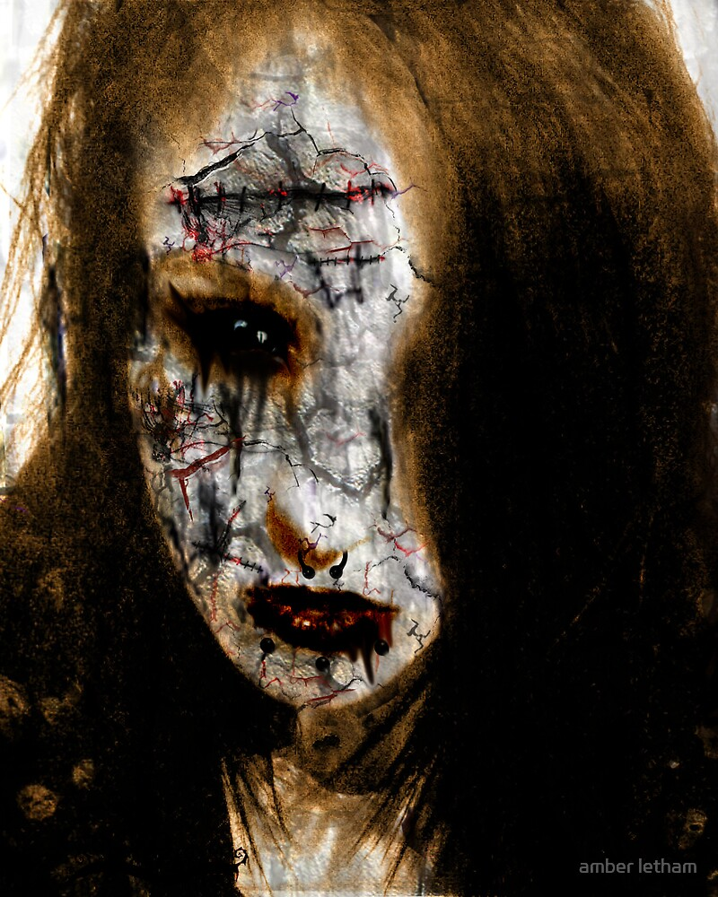 zombify me by amber letham