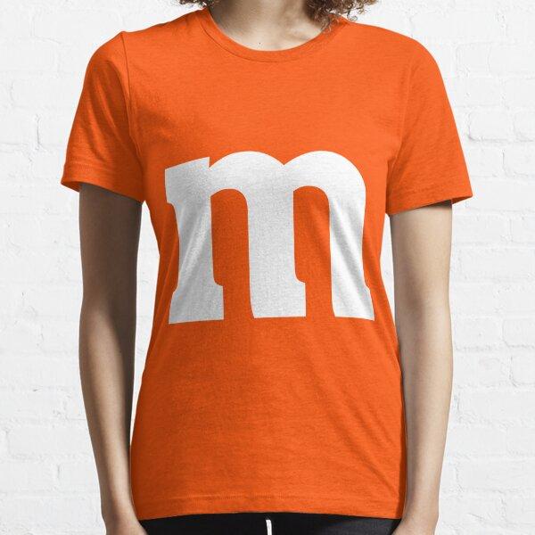 Halloween Süßigkeiten M & M Last Minute Kostüm T-Shirt Essential T-Shirt