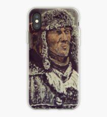 Snowy Man iPhone Case