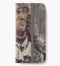 Snowy Man iPhone Wallet/Case/Skin