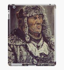 Snowy Man iPad Case/Skin