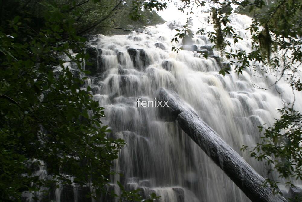 Dipp Falls, Mawbanna by fenixx