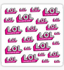 L.O.L Surprise Sticker