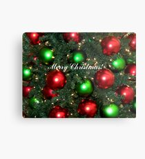 Jingle Balls! Metal Print