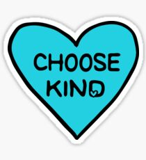 Choose Kind Anti-Bullying Logo Sticker