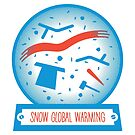 Snow Global Warming by hhgreetings