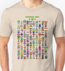 Meine Freischaltungen Unisex T-Shirt