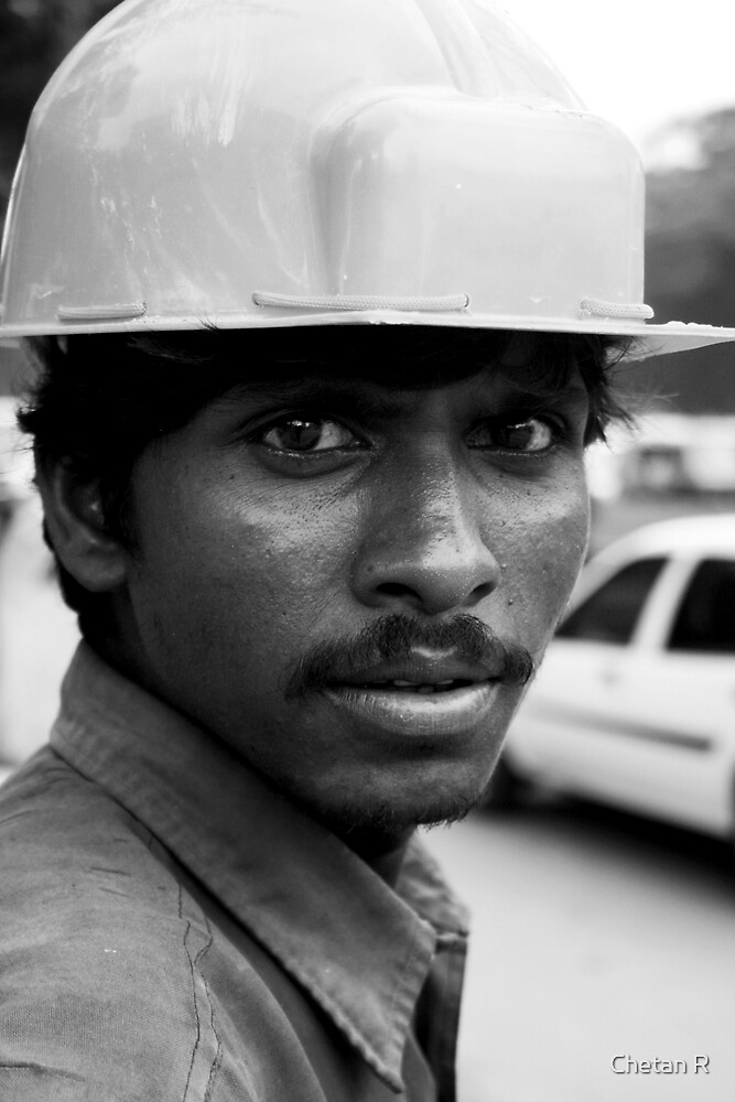 Indian Portraits7 by Chetan R