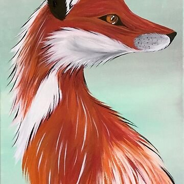 Red Sly Fox by Alinton12
