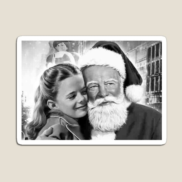 Miracle on 34th Street  Magnet
