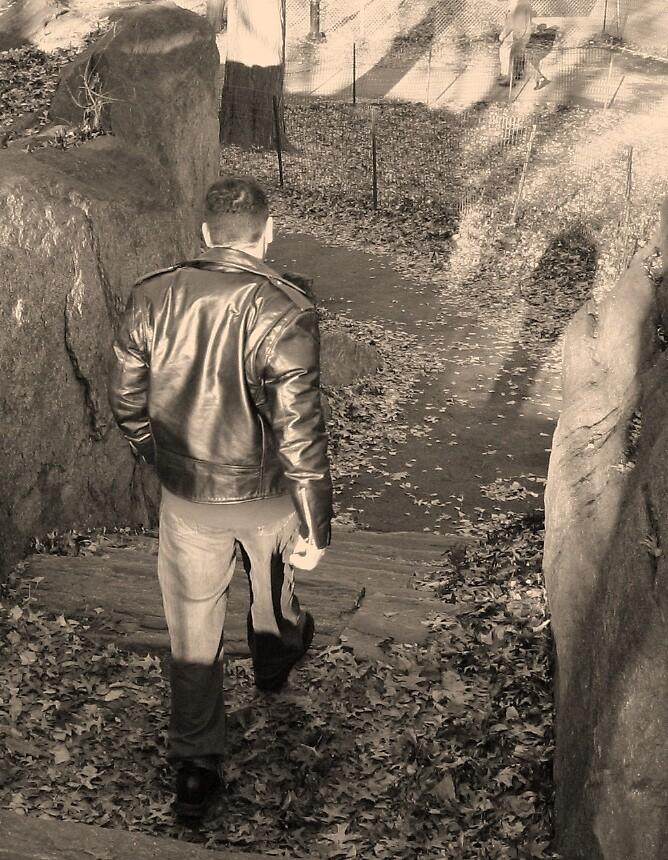 Down in shadow by LWitt