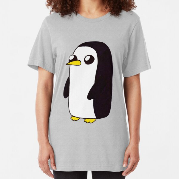 Penguin. Slim Fit T-Shirt