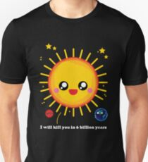 Kawaii Sunball wants to become a red giant Unisex T-Shirt