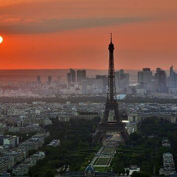 Paris by Xymota