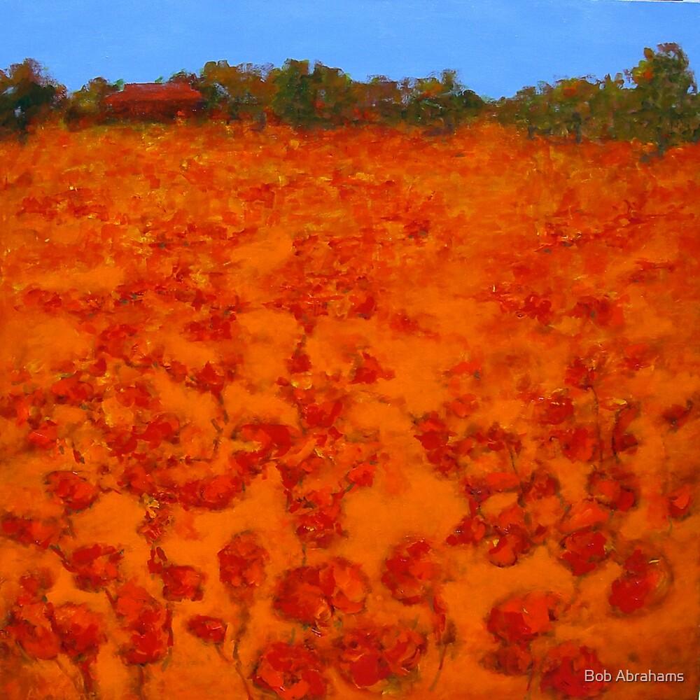 Summer Flowers  by Bob Abrahams