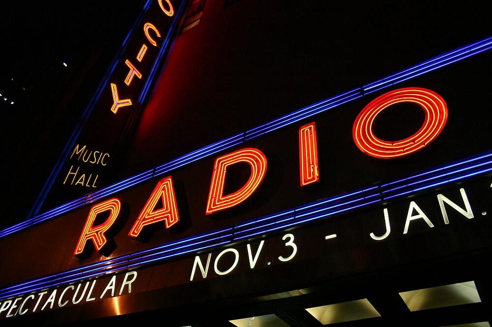 Radio City by LWitt