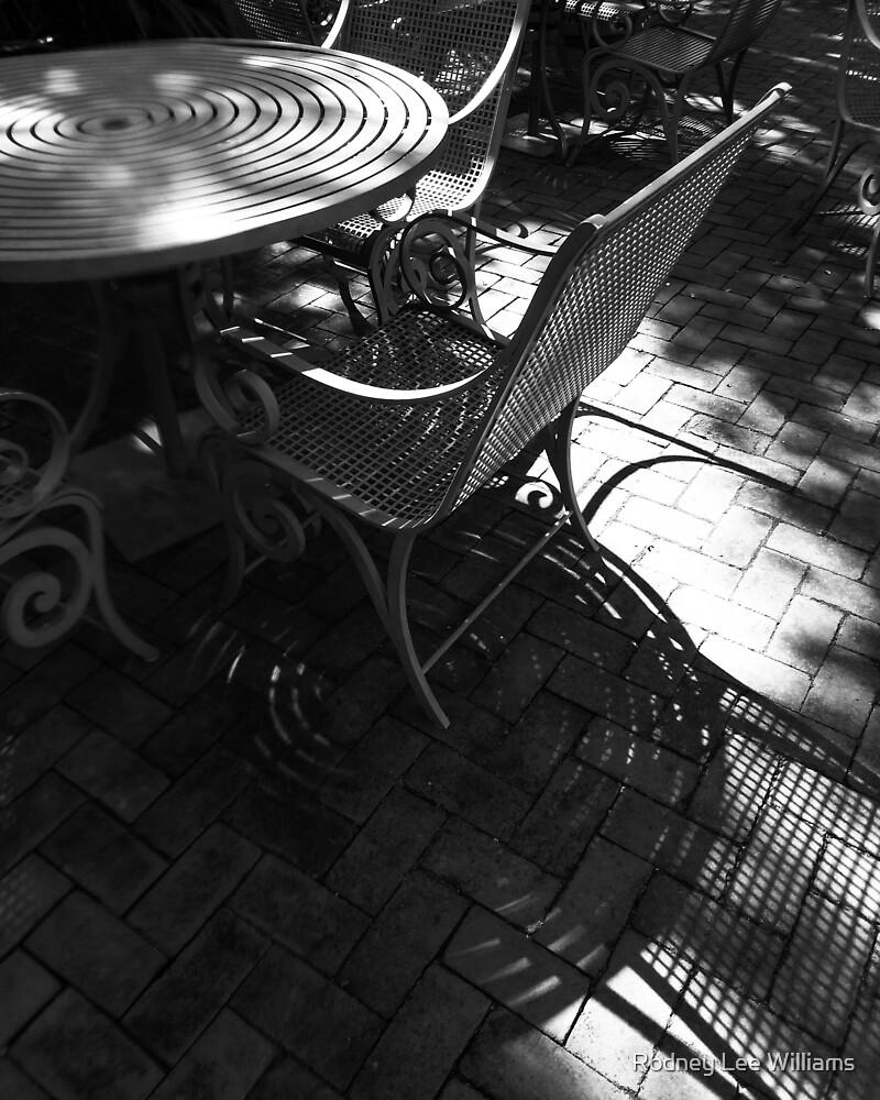 Patio by Rodney Williams