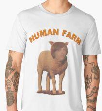 Human Farm Men's Premium T-Shirt