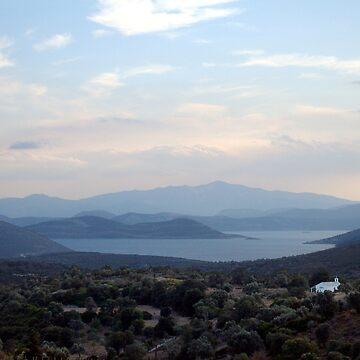 Greece Evia by sketchie