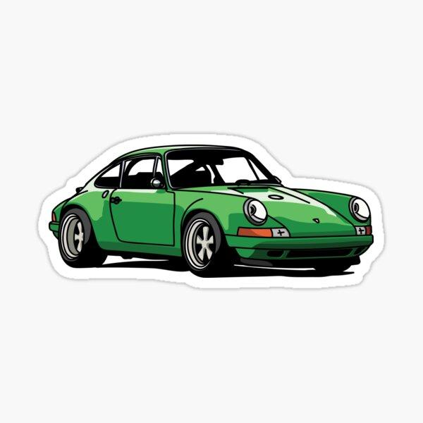Classic 911 Sticker