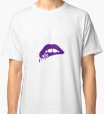 Camiseta clásica NYU Lips