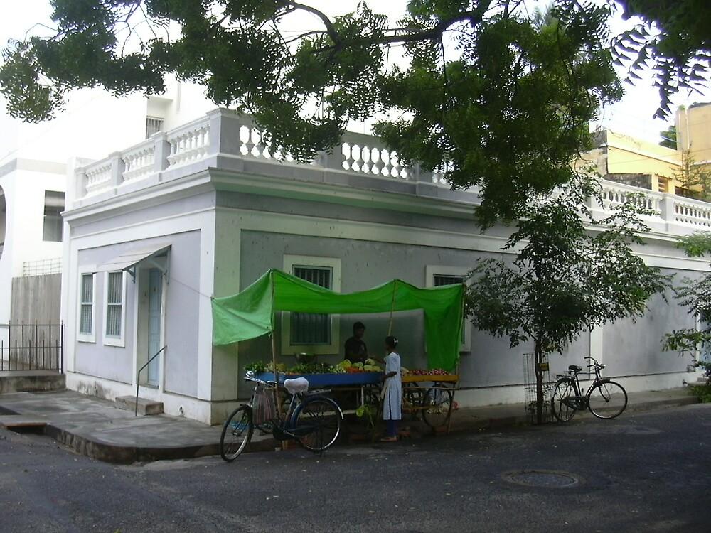 street market by pugazhraj