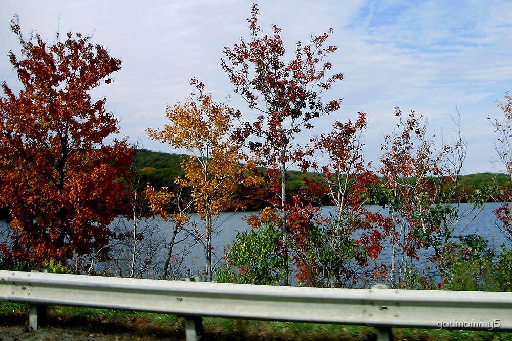 Passing Fall Colors by godmommy5