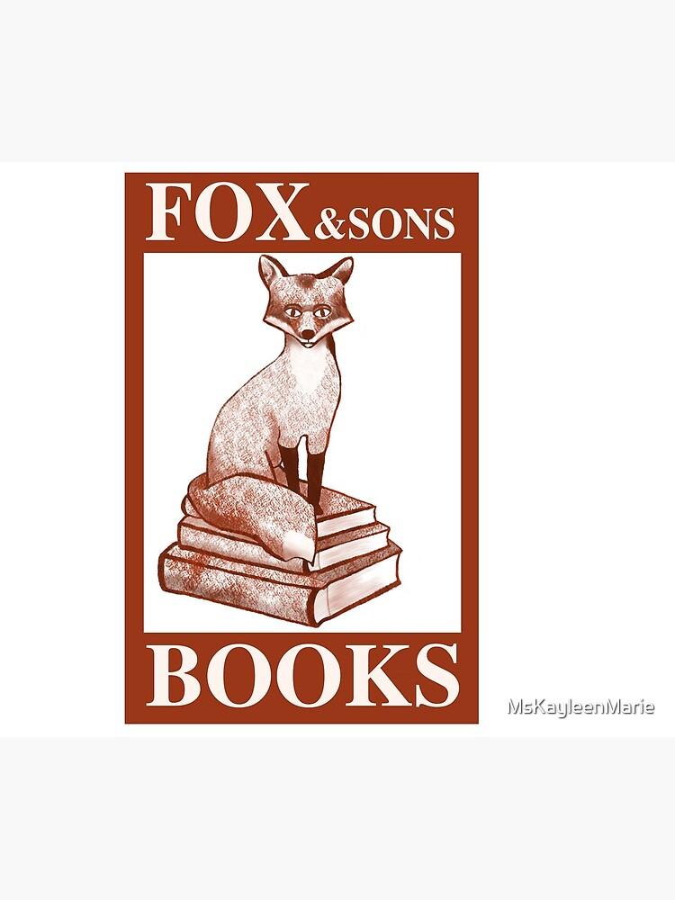 Du hast Mil: Fox und Son's Books von MsKayleenMarie