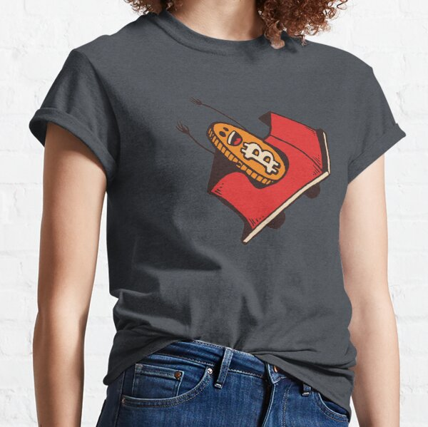 Bitcoin Roller Coaster Classic T-Shirt