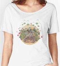 FANTASTIC BOTANICAL Women's Relaxed Fit T-Shirt