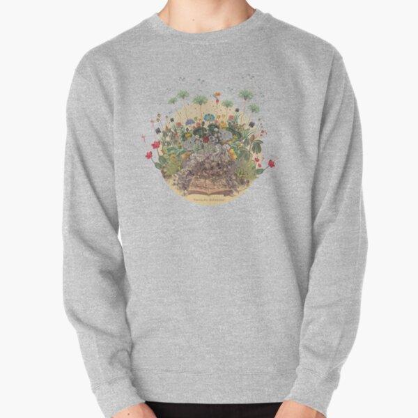 FANTASTIC BOTANICAL Pullover Sweatshirt