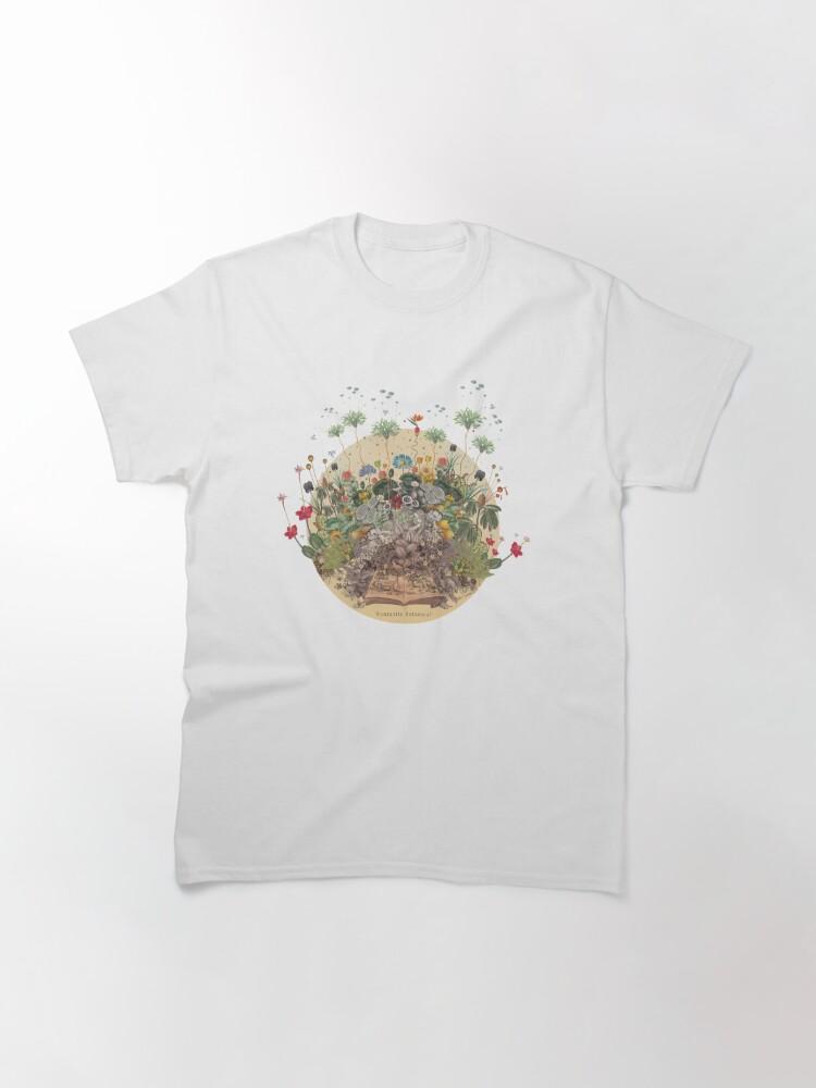 Alternate view of FANTASTIC BOTANICAL Classic T-Shirt
