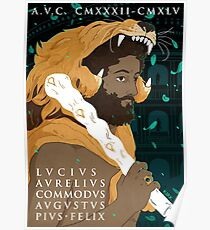 Commodus Poster