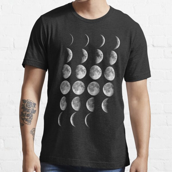 Moon Phases Essential T-Shirt