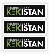 Kekistan Special Forces MAGA Memes War veterans 2016-2017 THE ORIGINAL DESIGN!  HD HIGH QUALITY ONLINE STORE Sticker