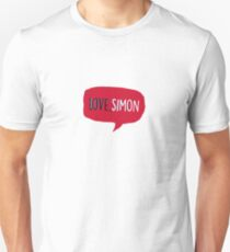 Love, Simon  Unisex T-Shirt