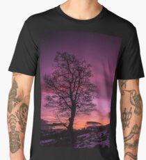 Sunset Sycamore Men's Premium T-Shirt