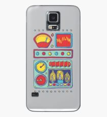 RetroBot Case/Skin for Samsung Galaxy