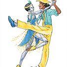 Electromatic Swing 4 by FoolishMortal