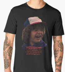 Dustin Grrr - Stranger Things Men's Premium T-Shirt