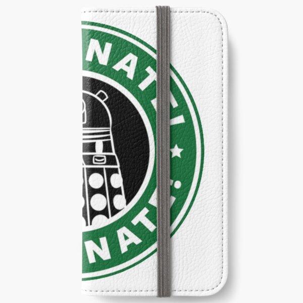 Caffeinate! Exterminate! iPhone Wallet