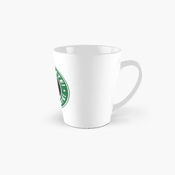 Caffeinate! Exterminate! Tall Mug