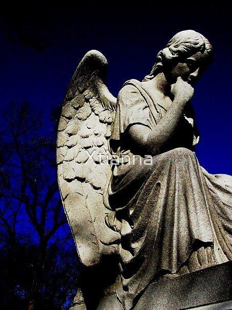 Angel Thinker by Xtianna
