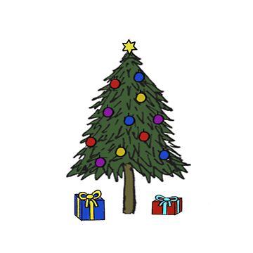 Christmas Tree by Bundjum