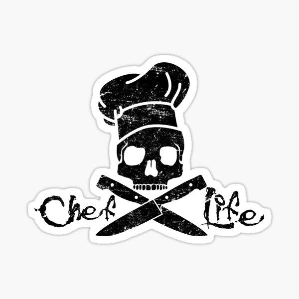 Chef Life  Sticker