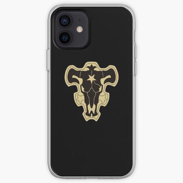 Black Clover Black Bulls  iPhone Soft Case