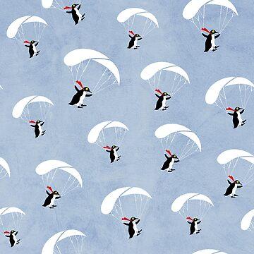 Para-Penguins Pattern by Dominiquevari