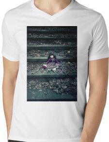 doll Mens V-Neck T-Shirt
